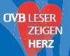 OVB-Leser zeigen Herz