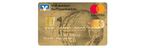 """Mastercard, Motiv """"Weltkugel"""" der meine Volksbank Raiffeisenbank eG"""