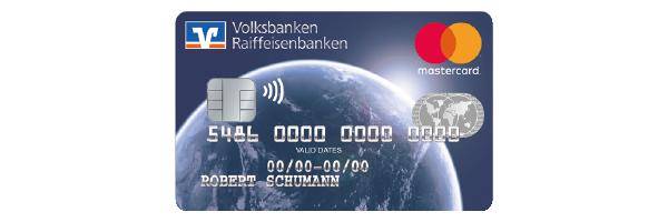 Kreditkartenmotiv Heimatplanet der Volksbank Raiffeisenbank Rosenheim-Chiemsee eG