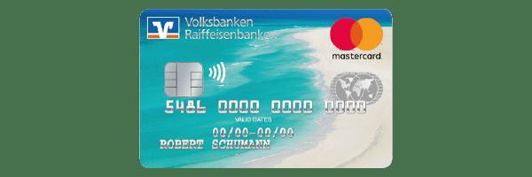 volksbank-kreditkarte-vergleich-beantragen-bestellen-Kreditkartenmotiv Sandstrand der meine Volksbank Raiffeisenbank eG